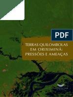 Terras Quilombolas em Oriximiná
