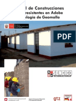 Manual GTZ Adobe-Geomalla 2 Edicion