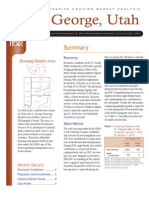 Comprehensive Housing Market Analysis - St. George, UT