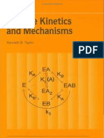 Taylor_Enzyme Kinetics and Mechanisms