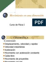 Cinematic A en Una Dimension