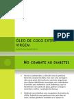 ÓLEO DE COCO EXTRA VIRGEM - Benefícios Irresistíveis