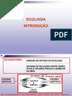 01 ecologia - introducao