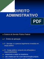 Regime Jurídico Único - Aula 1 - Direito Administrativo