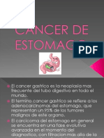 Cancer de Estomago