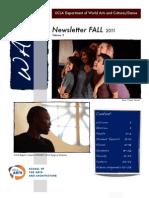 WAC Newsletter 11 New