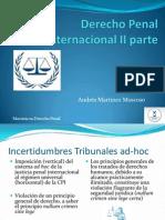 Derecho Penal Internacional Clases Maestria II Parte