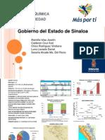 Presentacion Ciencia y Sociedad Estado de Sinaloa