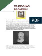 Alexander Graham Bell desarrolló las ideas básicas del teléfono mientras trabajaba en un telégrafo múltiple