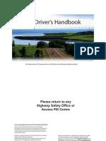 Drivers Handbook
