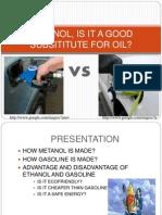 Presentacion Ethanol