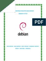 Panduan LKS Debian