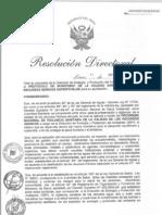 Protocolo Monitoreo Calidad Recursos Hidricos Superficiales Continent Ales)