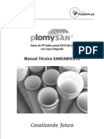 Manual Plomysan