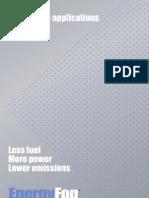 Broc Energyfog - Fogging System for Gt