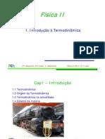 Física II 2011-12 Cap  1 INTRO