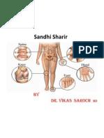 Sandhi sharira
