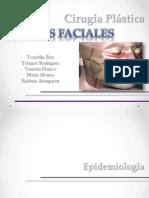 Heridas de cara