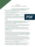 etimología sociología