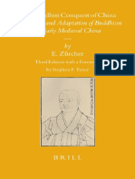 Zürcher, Erik. Buddhist Conquest of China