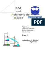 Practica 4 Organica ion Simple y a Presion
