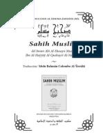 Sahih Muslim (Parte 1)