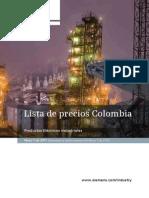 Lista de Precios Siemens Mayo_01_2011