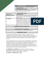 Post-producción y sistemas de edición