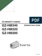 JVC Camcorder Manual