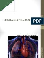 XPO CIRCULACION PULMONAR