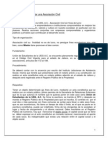 Requisitos para formar una Asociación Civil