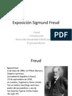 Exposición Sigmund Freud