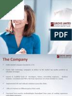 Grove Limited Presentation- Web Edition