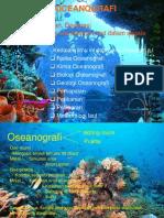 Oceanografi Fisika 15 Sep 2011