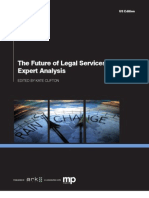 Future of Legal Services Summary