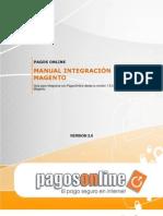 Nuevo Manual Integracion Magento line v2.0