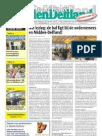 Schakel MiddenDelfland week 45