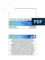 Unilever growth_strategy_slides