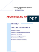 Adco - Drilling Manual