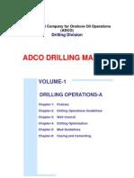Adco - Drilling Manual