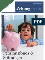 Pensionsfonds & Stiftungen