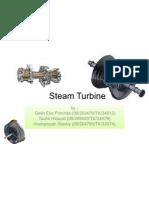 Pembangkitan Tenaga Listrik-Steam Turbine