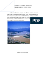 Three Gorges Dams