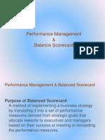 PMS & Balanced Scorecard