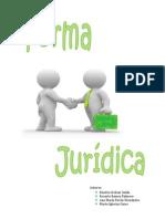 021. Forma Juridica