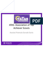 ATAS- Association of Top Achiever Scouts