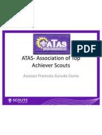 ATAS- Association of Top Achiever Scouts