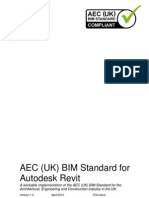 AEC (UK) BIM Standard for Autodesk Revit