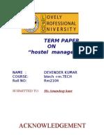 Hostel Management Bhavya Puri 10801731 (2)