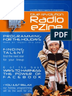 Radio e-Zine - Issue 36 (Sample Edition)